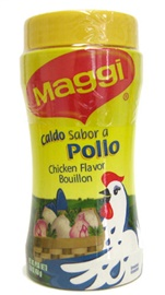 Picture of Maggi Chicken Flavored Bouillon (Jar) 15.9 oz. - Item No. 2701