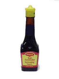 Picture of Maggi Seasoning Sauce - Salsa Maggi  - Jugo Sazonador 3.38 oz- Item No.2708