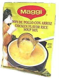 Picture of Maggi Chicken/Rice Soup 2.11 oz (Pack of 3) - Item No. 2710