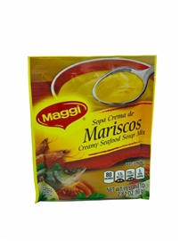 Picture of Maggi Creamy Seafood Soup Mix 2.82 oz (Pack of 3) - Item No. 2713