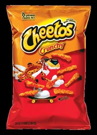 Picture of Cheetos Crunchy 9.75 oz (Pack of 3) - Item No. 28400-03913
