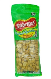 Picture of Sabritas Salt & Lime Peanuts 1 5/8 oz (Pack of 12) - Item No. 28400-078412