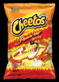 Picture of Cheetos Brand Flamin' Hot Limon 9.5 oz (Pack of 3) - Item No. 28400-08784