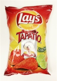 Picture of Lay's Tapatio Limon Flavored 9.5 oz (Pack of 3) - Item No. 28400-14971