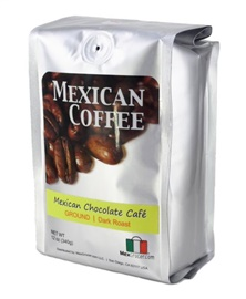 Picture of Mexican Chocolate Coffee by MexGrocer.com - Item No. 29440-87017