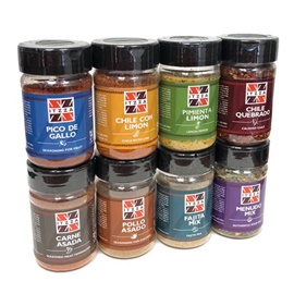 Picture of ITZZA Mexican Seasonings Gift Set - 8 Items- Item No.29440-87128