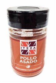 Picture of ITZZA Pollo Asado Seasoning for Chicken 4 oz - Item No. 29440-87482