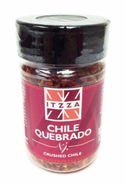 Picture of ITZZA Chile Quebrado Crushed Chile Pepper Seasoning 2 oz - Item No. 29440-87487