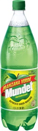 Picture of Sidral Mundet Green Apple Soda 1.5 liter - Item No. 29860-00301