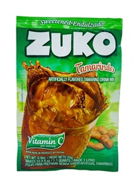 Picture of Zuko Tamarind Flavor Drink Mix (1 Liter / 0.9 oz) 3 Pack - Item No. 30108-00017