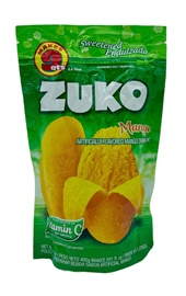 Picture of Zuko Mango Flavor Drink Mix (8.6 Liters) 14.1 oz - Item No. 30108-00039