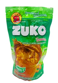 Picture of Zuko Tamarind Flavor Drink Mix (8.6 Liters) 14.1 oz - Item No. 30108-00040