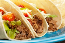 Picture of Tex Mex Steak Tacos Recipe - Item No. 310-tex-mex-steak-tacos