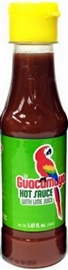 Picture of Hot Sauce with Lime - Guacamaya Limon Hot Sauce 7.1 oz - Item No. 3142