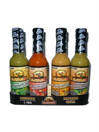 Picture of Mayanik Habanero Hot Sauce Gift Pack - 4 units - Item No. 3184