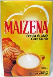 Picture of Maizena Corn Starch - Fecula de Maiz by Maizena 14.10 oz- Item No.3202