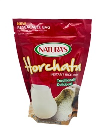 Picture of Natura's Horchata Instant Rice Drink 14 oz. - Item No. 3290