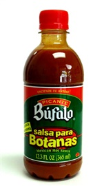 Picture of Salsa Botanera Hot Sauce Bufalo - Item No. 36374-93520