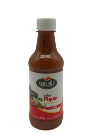 Picture of Zaaschila Chile Piquin Salsa Picante 9.35 oz - Item No. 36817-15265