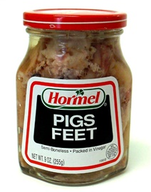 Picture of Hormel Pigs Feet 9 oz - Item No. 37600-00061