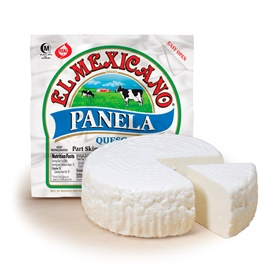 Picture of Queso Panela El Mexicano - Whole Milk Cheese Tri-Pack- Item No.42743-12303