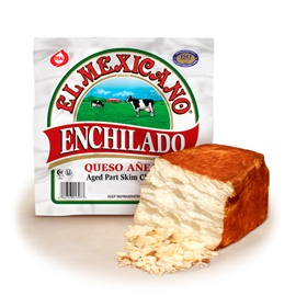 Picture of Queso Enchilado El Mexicano 10 oz (Pack of 3) - Item No. 42743-12307