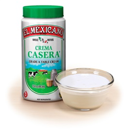 Picture of Crema Casera Fresca El Mexicano Tri-Pack - Item No. 42743-12316