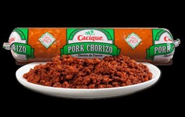 Picture of El Mexicano Pork Chorizo 9 oz - 3 Pack- Item No.42743-17990