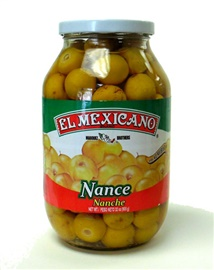Picture of El Mexicano Nanche - Nance en Almibar 32 oz. - Item No. 42743-23132