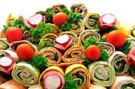 Picture of Zesty Deli Wrap Recipe - Item No. 431-zesty-deli-wrap