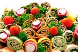 Picture of Zesty Deli Wrap Recipe- Item No.431-zesty-deli-wrap