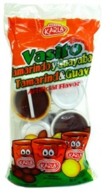 Picture of Vasito Tamarind & Guava by Dulces Karla (42.3 oz) 8 pieces - Item No. 44911-00310