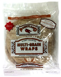 Picture of Multi-Grain Wraps by Porkyland - Item No. 44946-08289