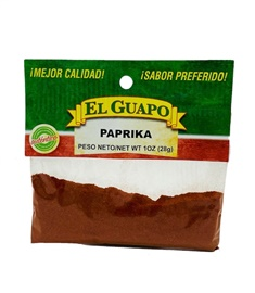 Picture of Ground Paprika Molido 2 oz - Item No. 44989-00090