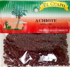 Picture of Achiote Entero Whole Annatto 1.5 oz- Item No.44989-00446