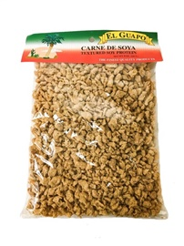 Picture of Carne de Soya Textured Soy Protein TSP 8 oz - Item No. 44989-20279