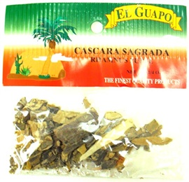 Picture of Rhamnus Purse - Cascara Sagrada 1/4 oz - Item No. 44989-33069