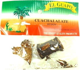 Picture of Cuachalalate Herbs 1/4 oz- Item No.44989-33073