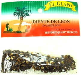 Picture of Dandelion - Diente de Leon 1/4 oz - Item No. 44989-33076