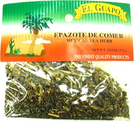 Picture of Epazote - Mexican Tea Herb 1/4 oz- Item No.44989-33078