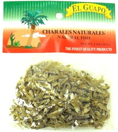 Picture of Charales Naturales Fish 1 oz - Item No. 44989-33192