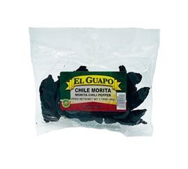 Picture of Dried Chile Morita Chili Pods 1.75 oz- Item No.44989-33208