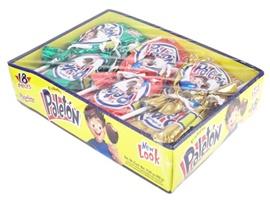 Picture of Paleton La Corona Chocolate Covered Marshmellow Lollipop (18 pieces) 18.57 oz- Item No.45404-97028