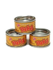 Picture of Bijol (Annatto Powder) .50 oz - 3 units - Item No. 4746