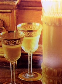 Picture of Rompope Mexican Eggnog Drink Recipe- Item No.479-rompope