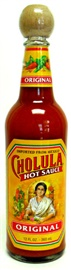 Picture of Cholula Hot Sauce Original 12oz - Item No. 49733-12345