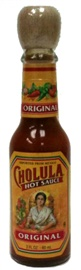 Picture of Cholula Hot Sauce Original 2oz - Item No. 497335