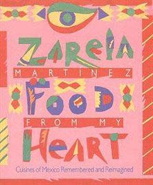 Picture of Food From My Heart by Zarela Martinez - Item No. 50002