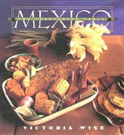 Picture of The Vegetarian Table: Mexico by Victoria Wise- Item No.50005