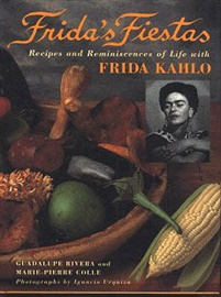Picture of Frida's Fiestas by Guadalupe Rivera and Marie-Pierre Colle- Item No.50015